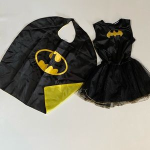 🌻2/$12 Batgirl Costume with Cape
